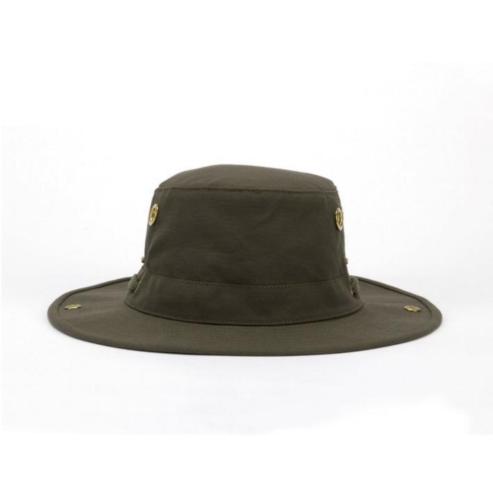 Tilley T3 Cotton Duck Hat Olive  e53bd834c462