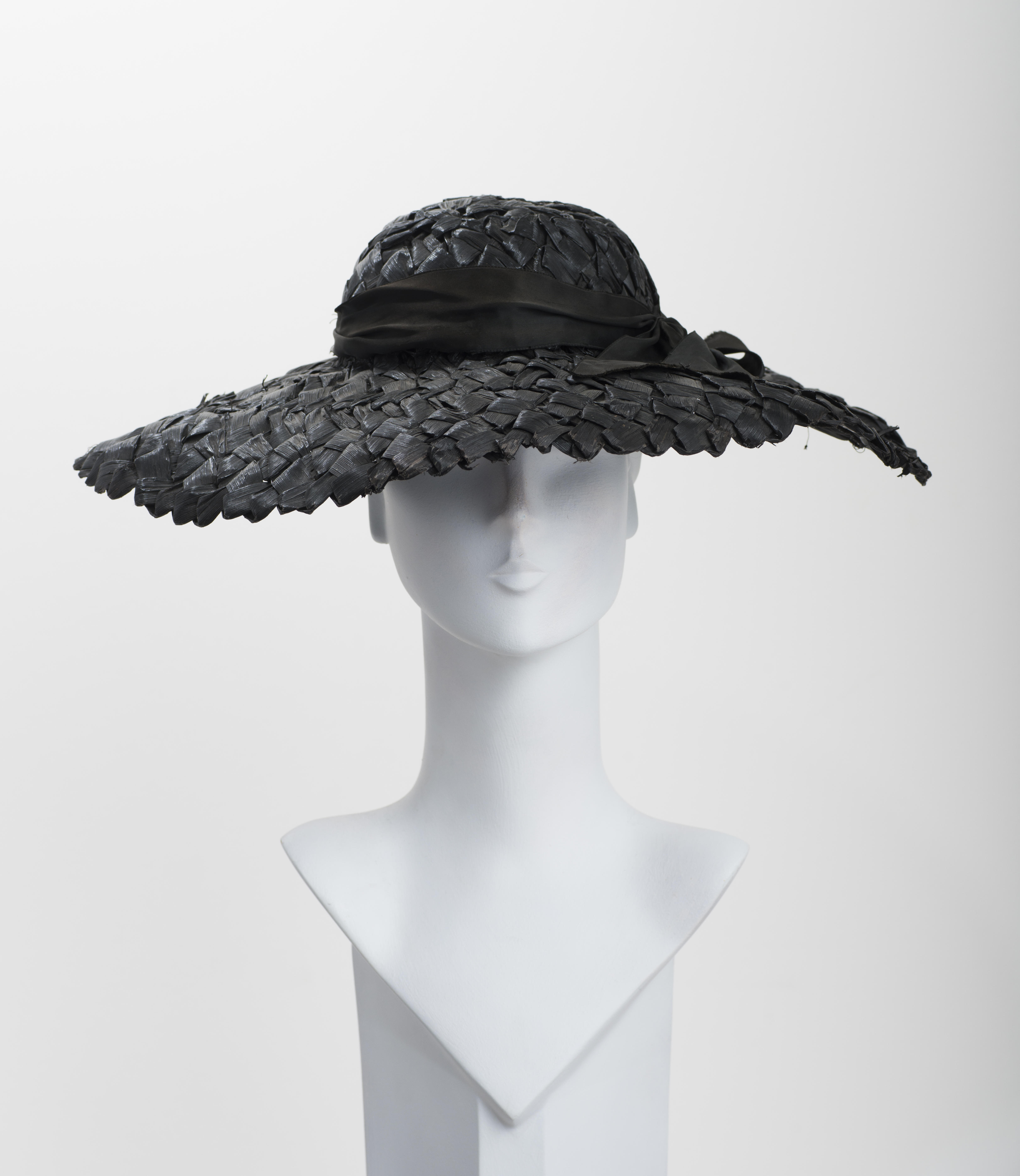 1940's/50's Ladies Large Brim Hat