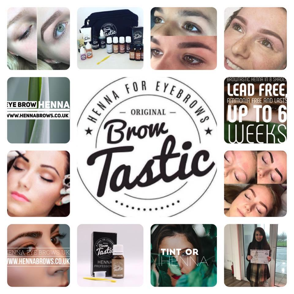 Henna Eye Brows Training Uk