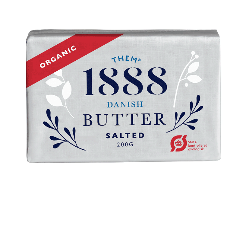 Them®1888 Danish Organic butter