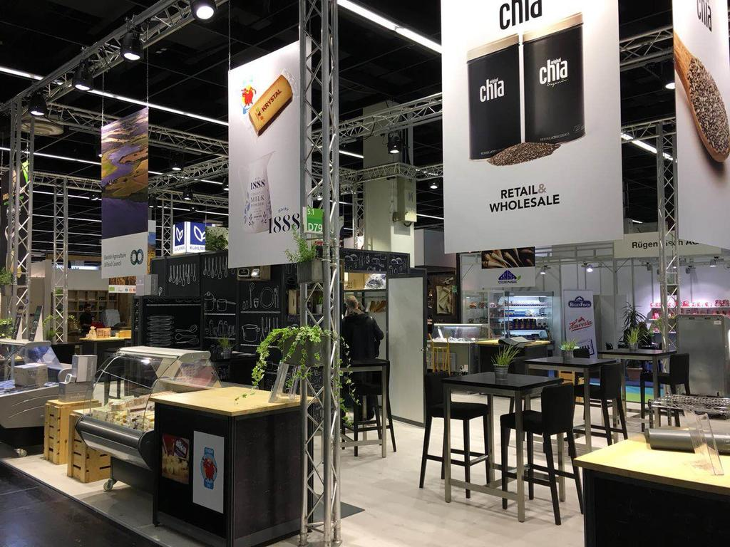 Come Visit us at Cologne | Anuga 2017