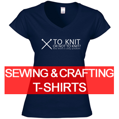 Craft and Sewing T Shirts