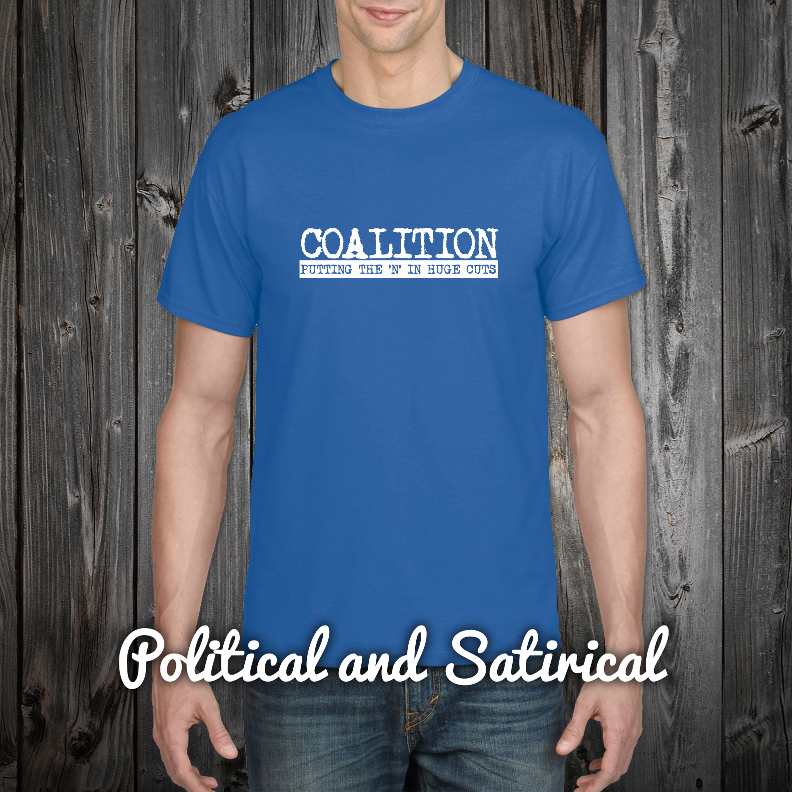 Political & Satirical T Shirts