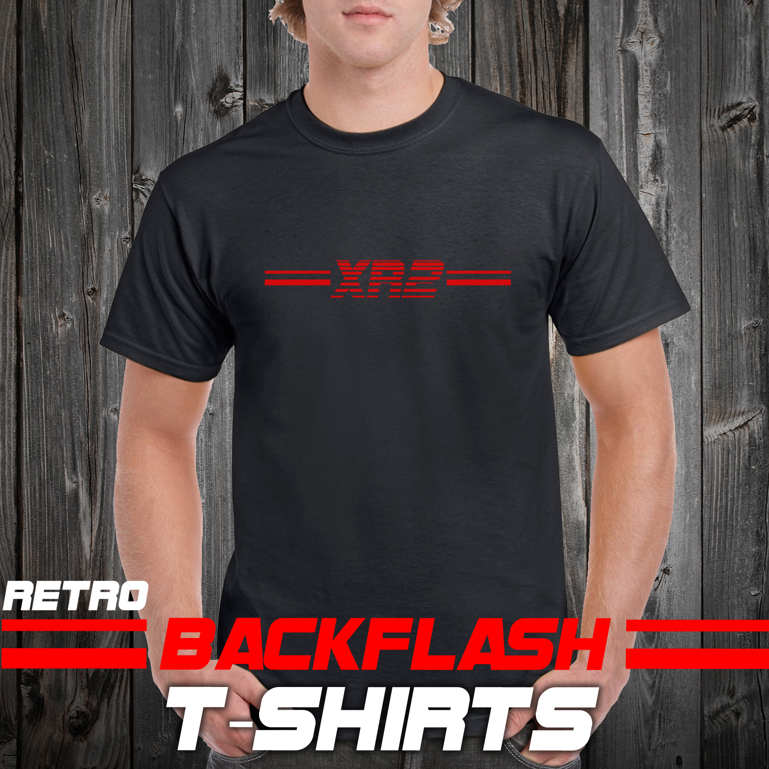 Backflash Car retro T shirts