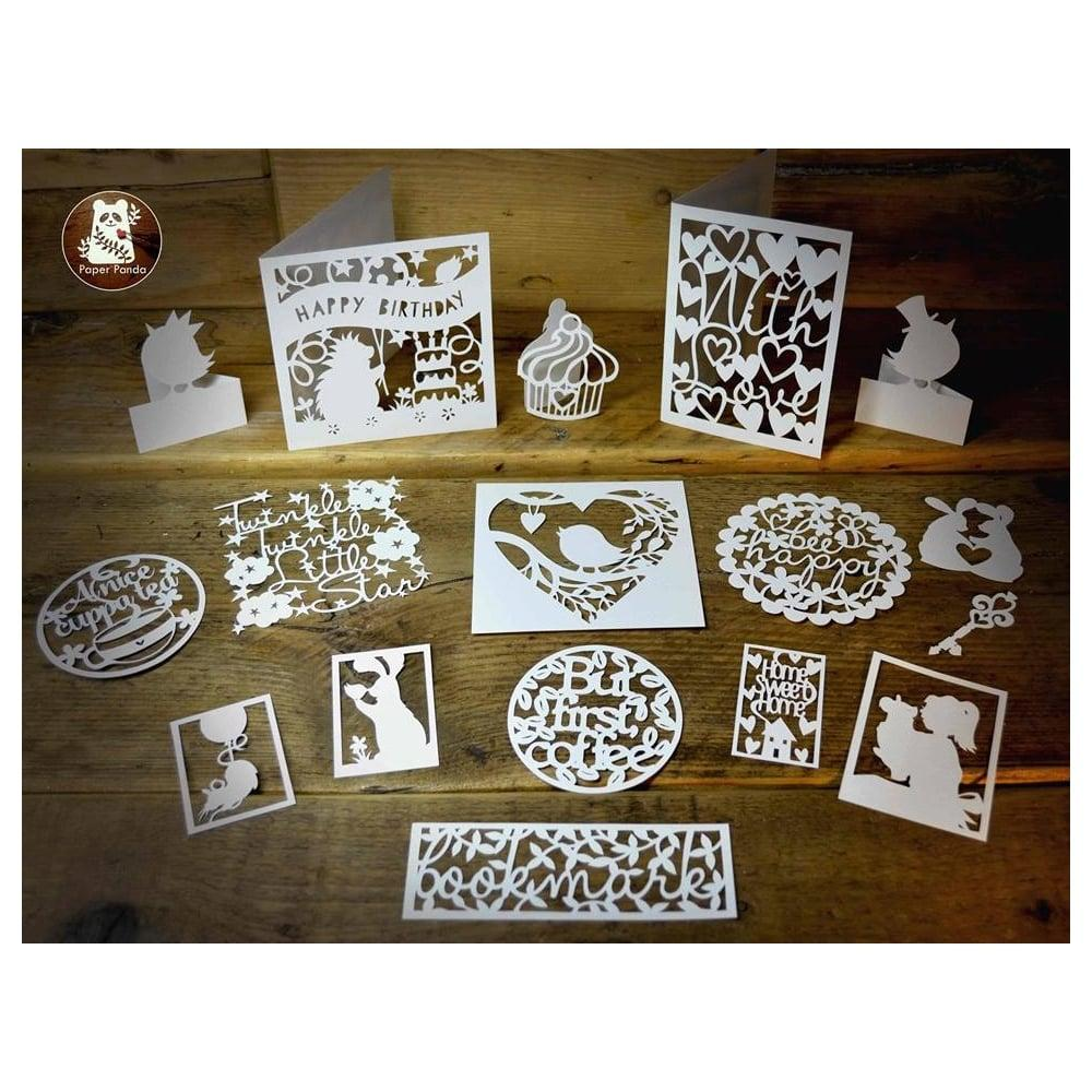 Digital Papercutting Kit