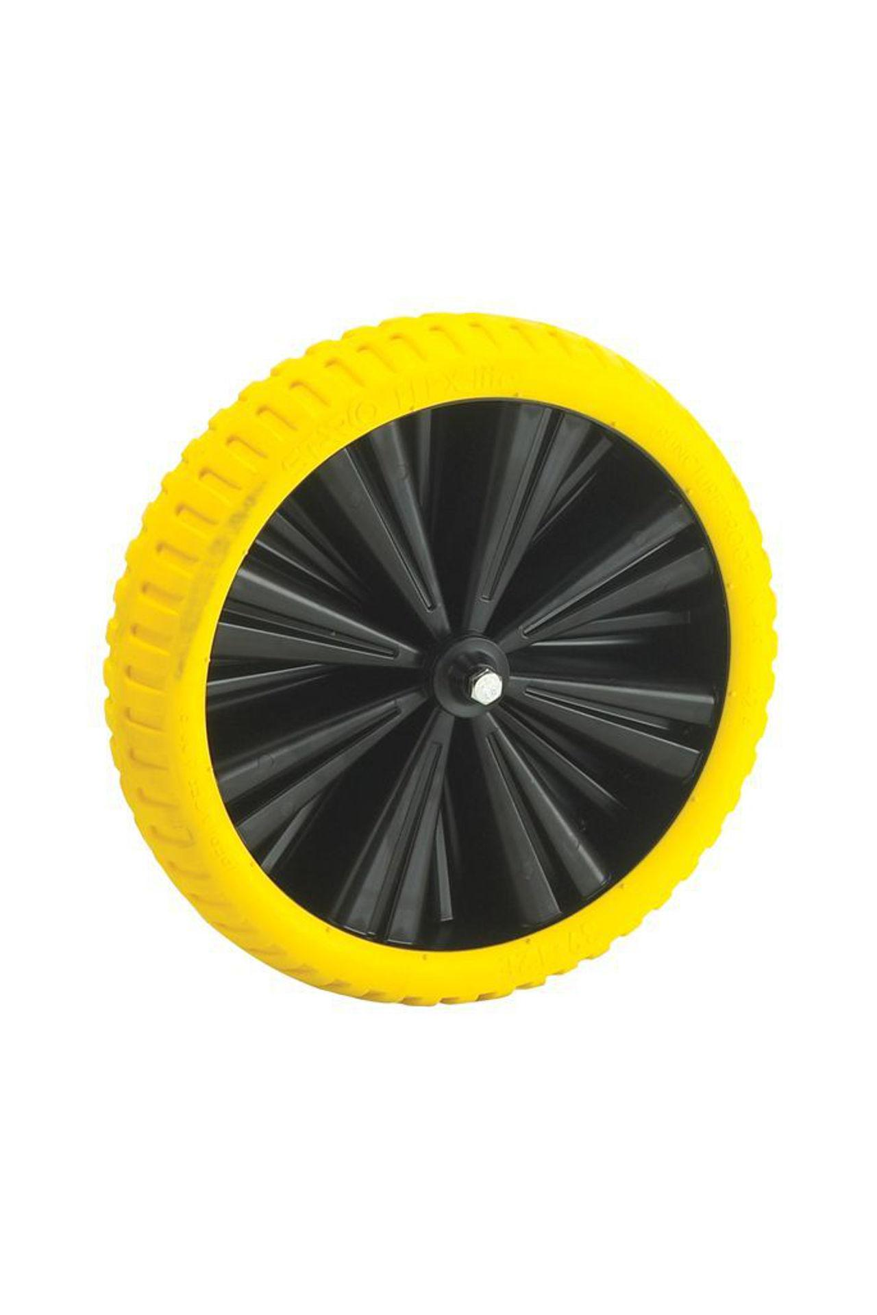 Wheelbarrow Replacement Wheel Solid