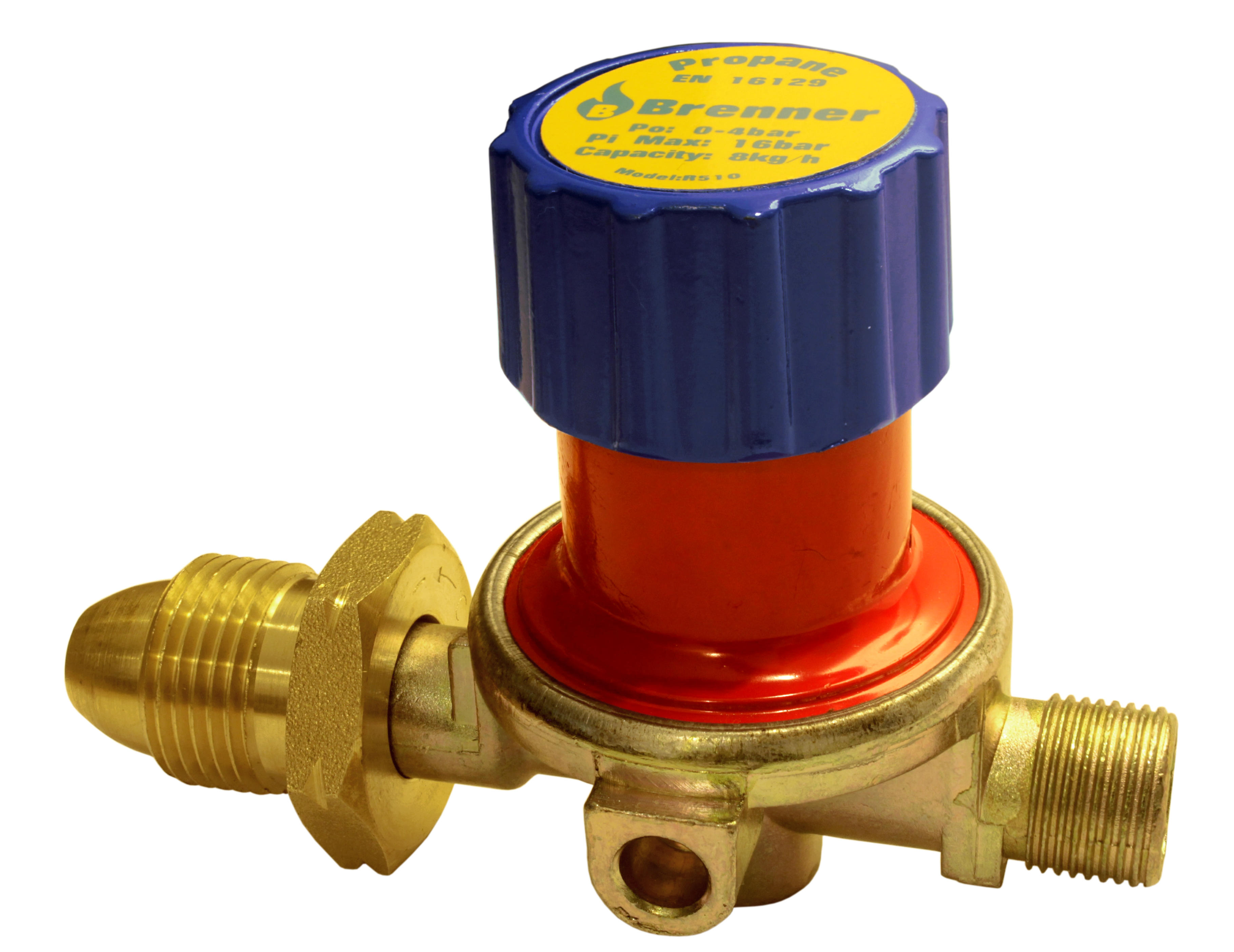 High Pressure Regulator : Bar high pressure adjustable propane regulator