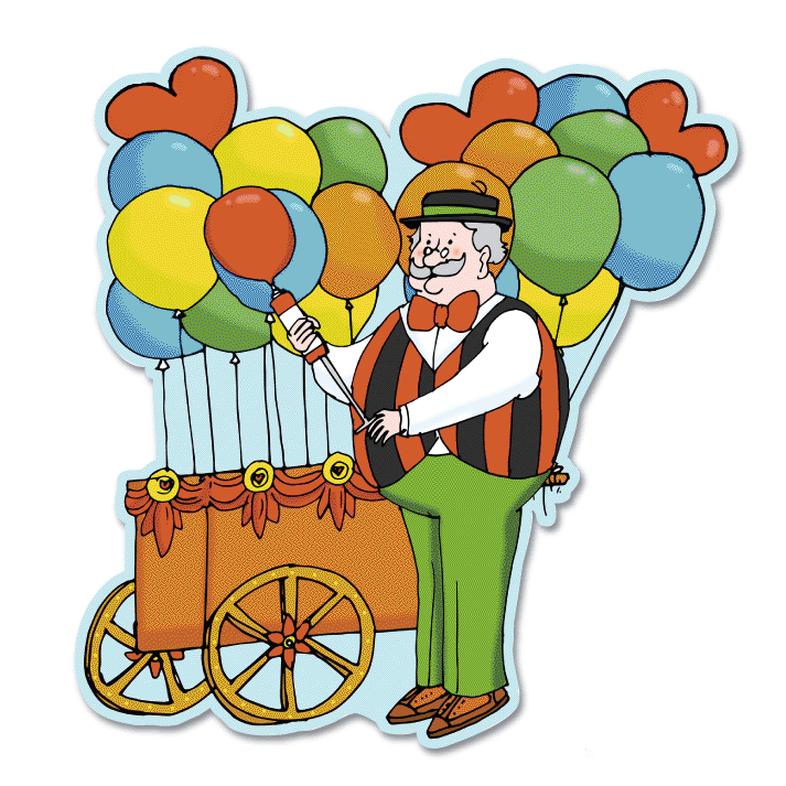 lesson plan for the balloon man