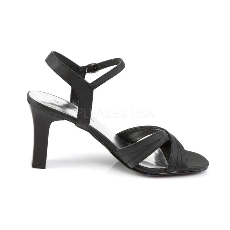 Romance Ankle Strap Sandals side view