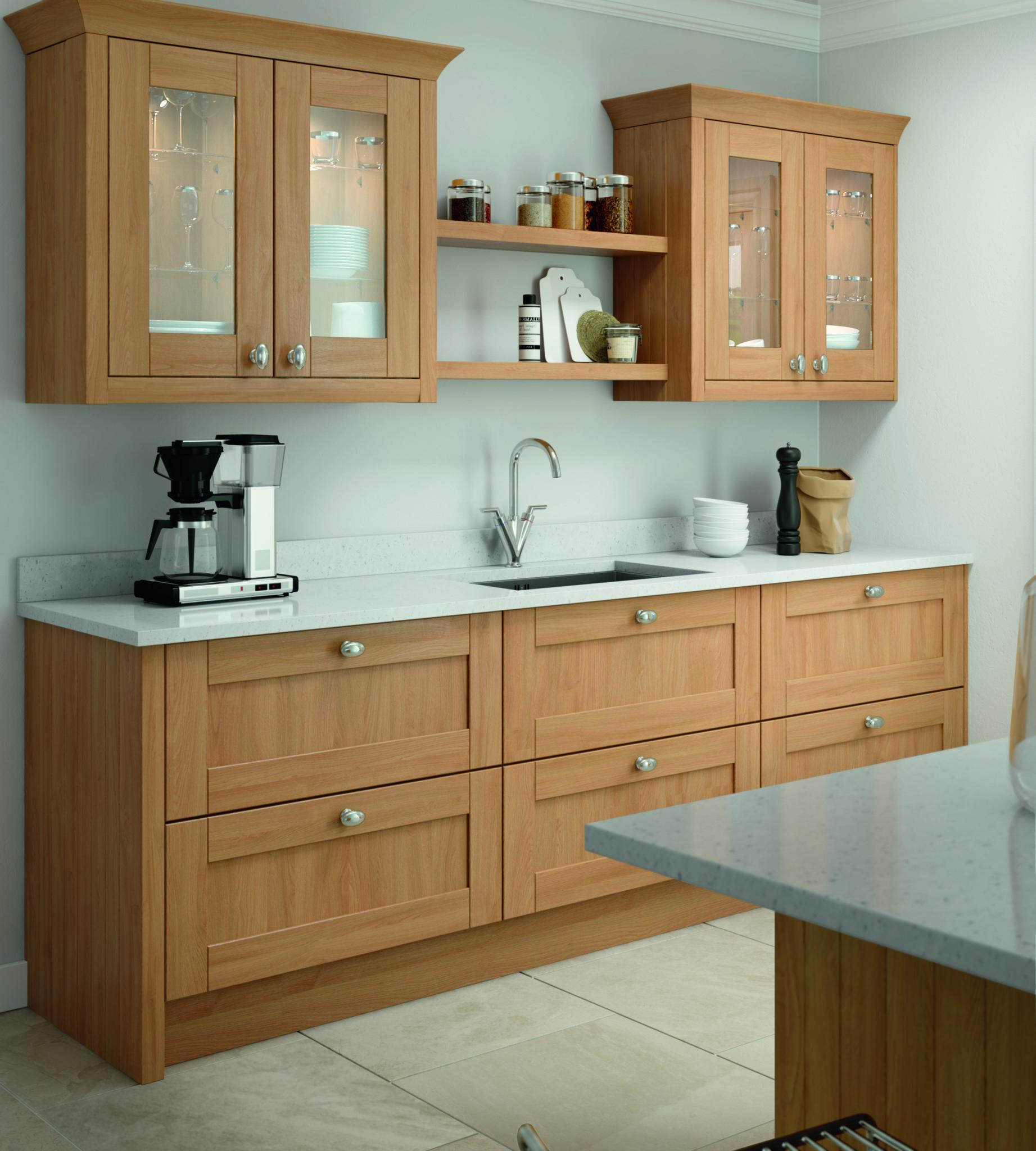 Kitchen Cabinet Doors Shaker Style: Shaker Style Kitchen Cabinet Doors