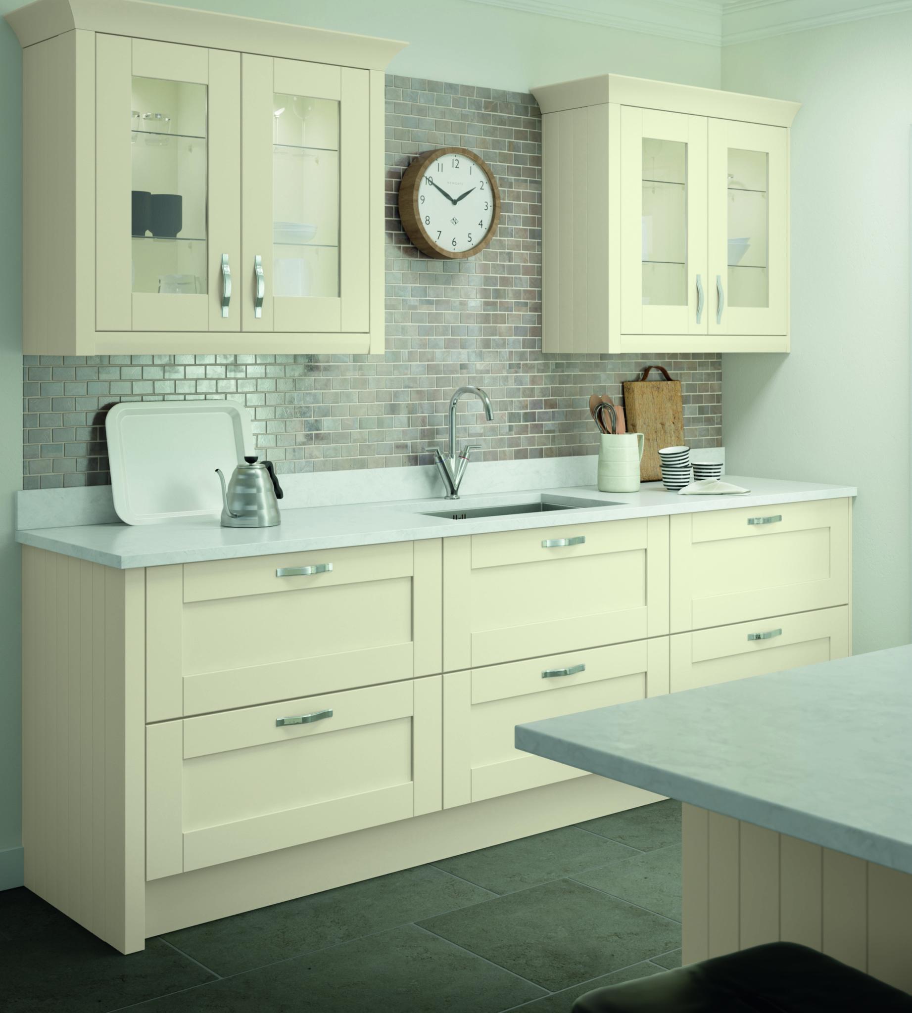 Shaker Style Cabinet Doors: Shaker Style Kitchen Cabinet Doors