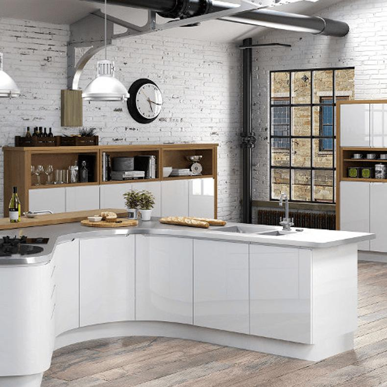 Contemporary, Premium Quality, Replacement Kitchen Doors