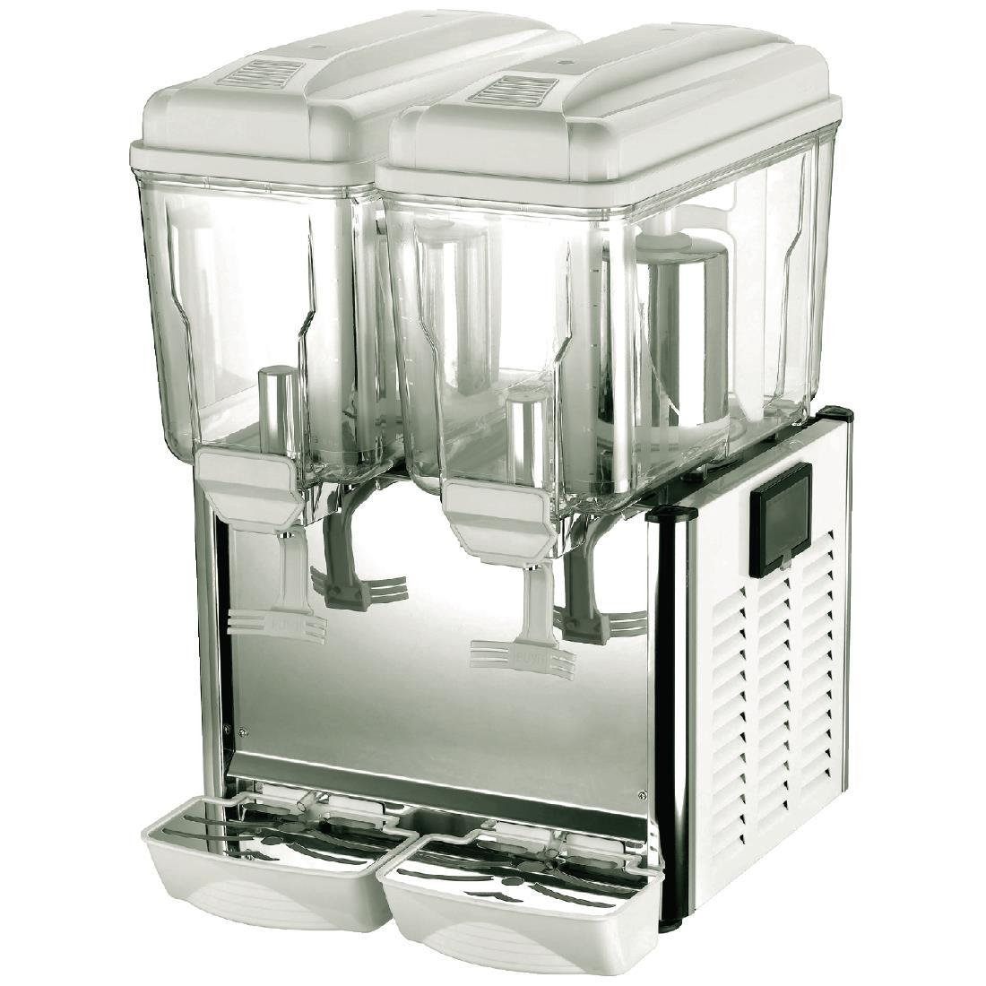 Polar Twin Tank Chilled Drinks Dispenser - CF761