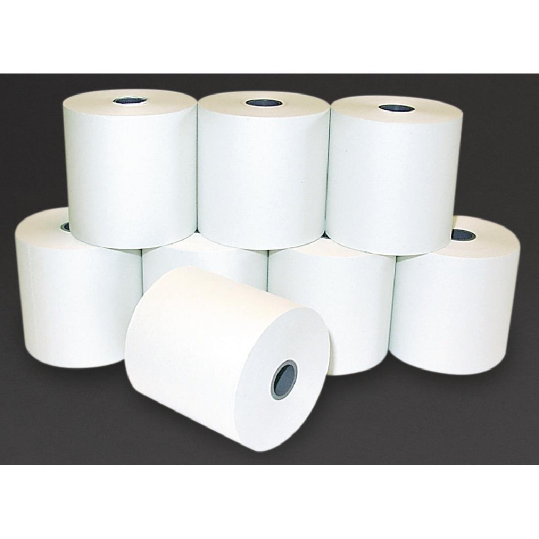20 Rolls 80 x 70mm Thermal Till Rolls For Credit Card PDQ Machines