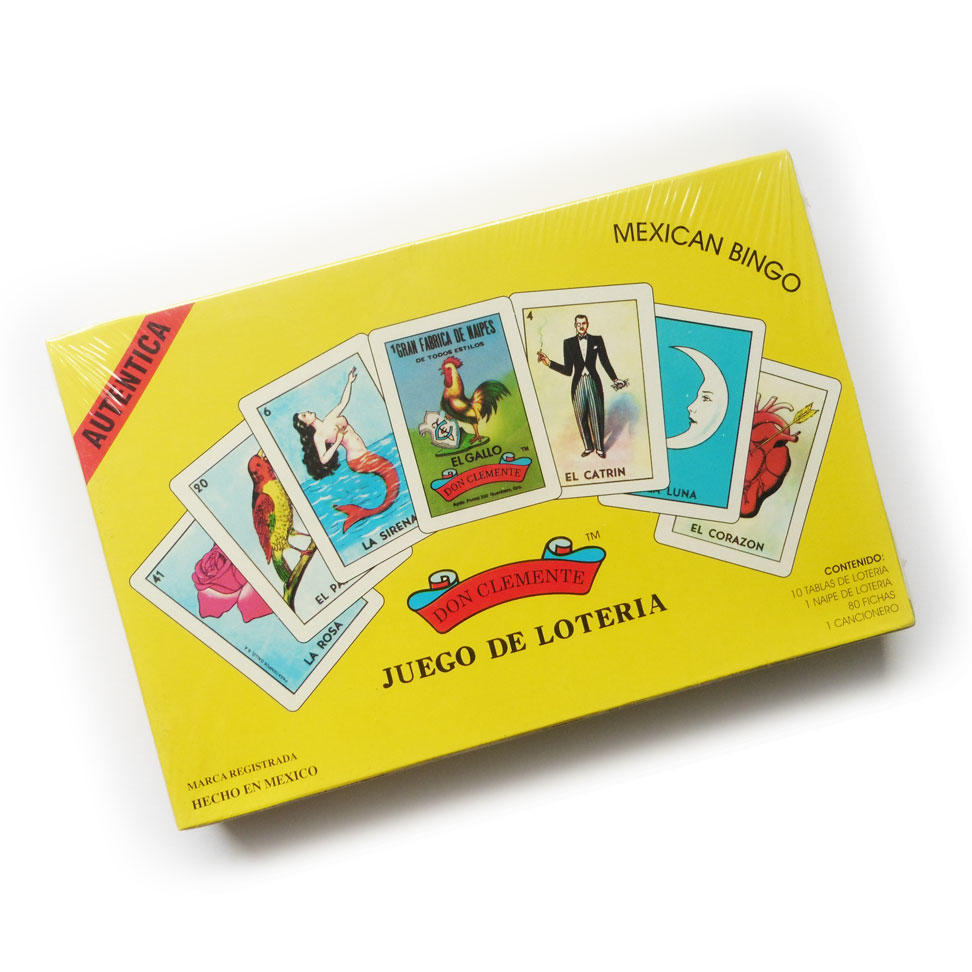 Mexican Loteria Set