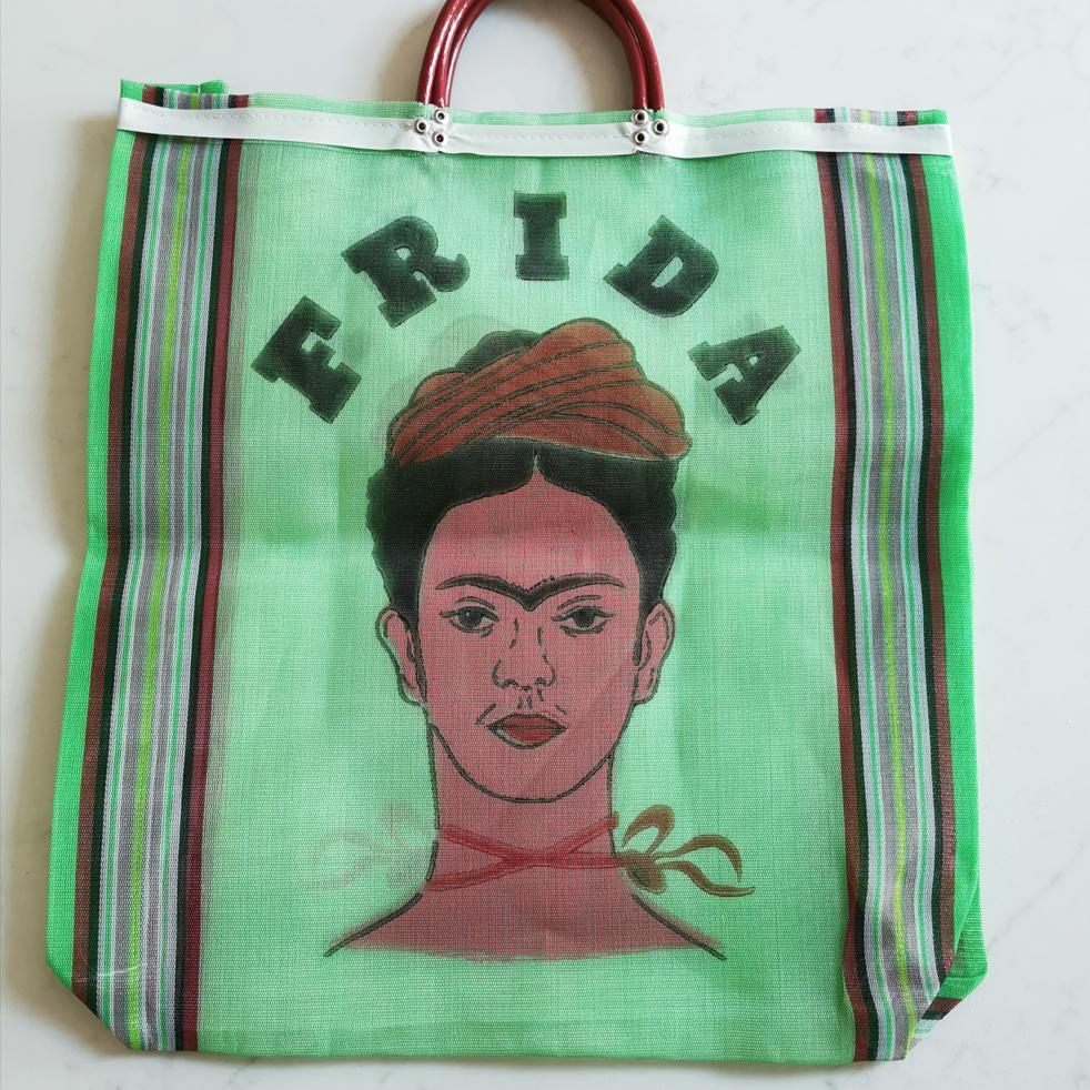 Frida Kahlo Beach Bag