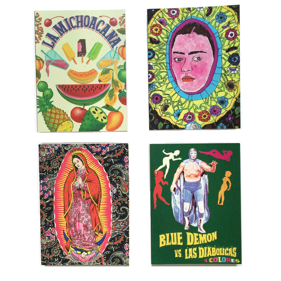 Mexican Notebooks