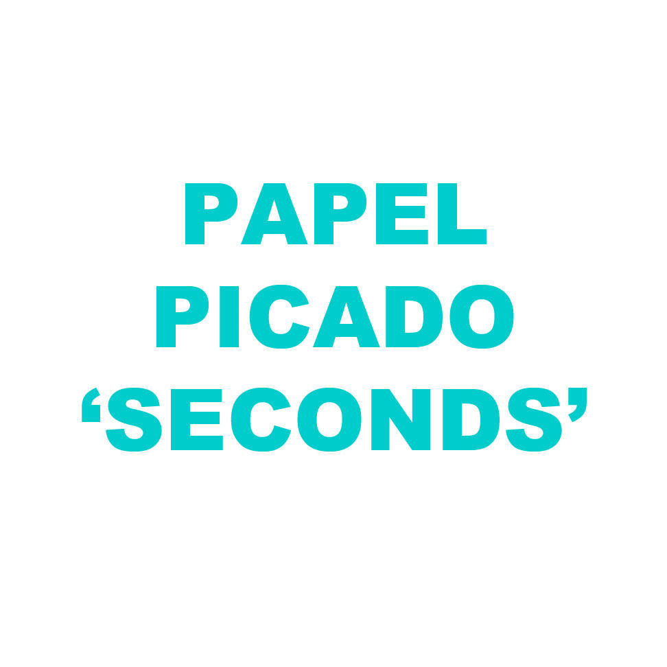 Image saying Papel Picado Seconds