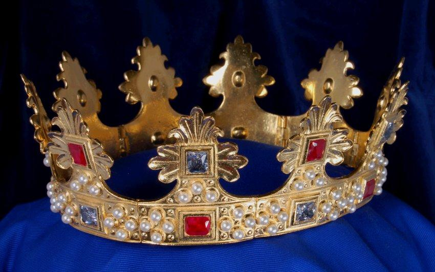 edward III crown ten segment