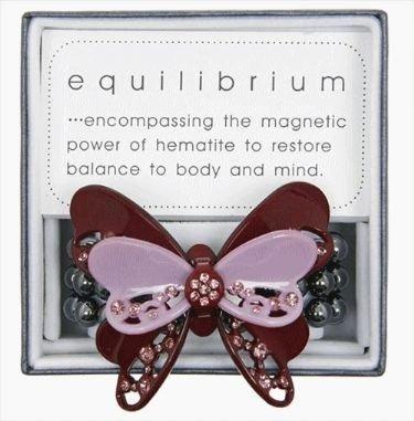 Equilibrium Bracelet - Purple Butterflies ucZJZlobl1
