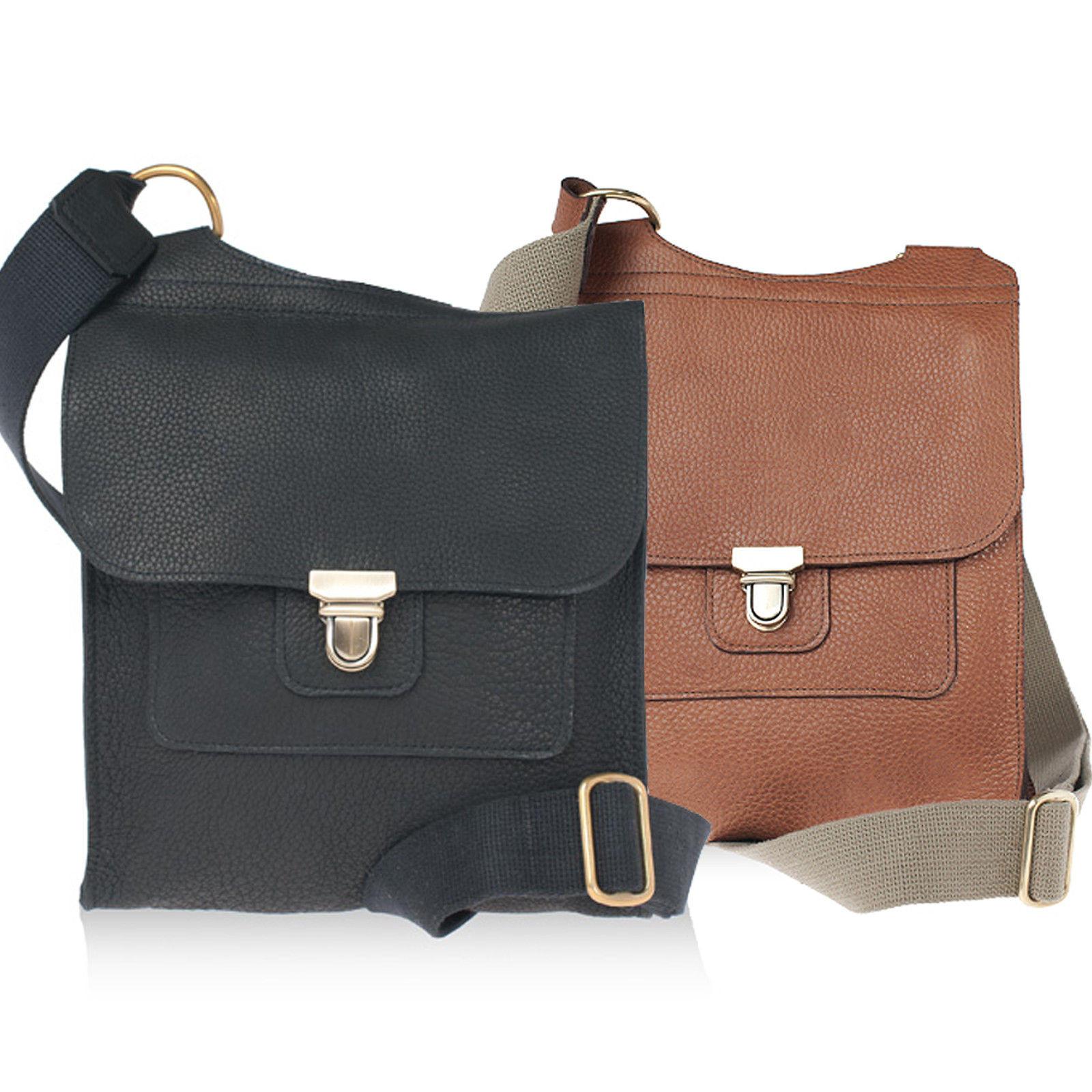 4bea6463da Outlet - ISAMBARD Clifton Messenger   Cross Body Bag In Soft Tumbled ...