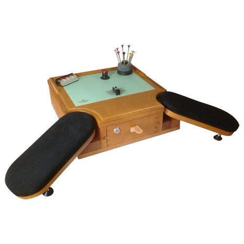 Horotec Watchmakers Mini Bench | Table Top Design