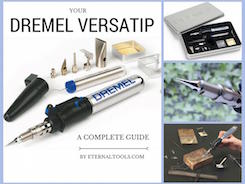 a complete guide to your dremel versatip torch and. Black Bedroom Furniture Sets. Home Design Ideas