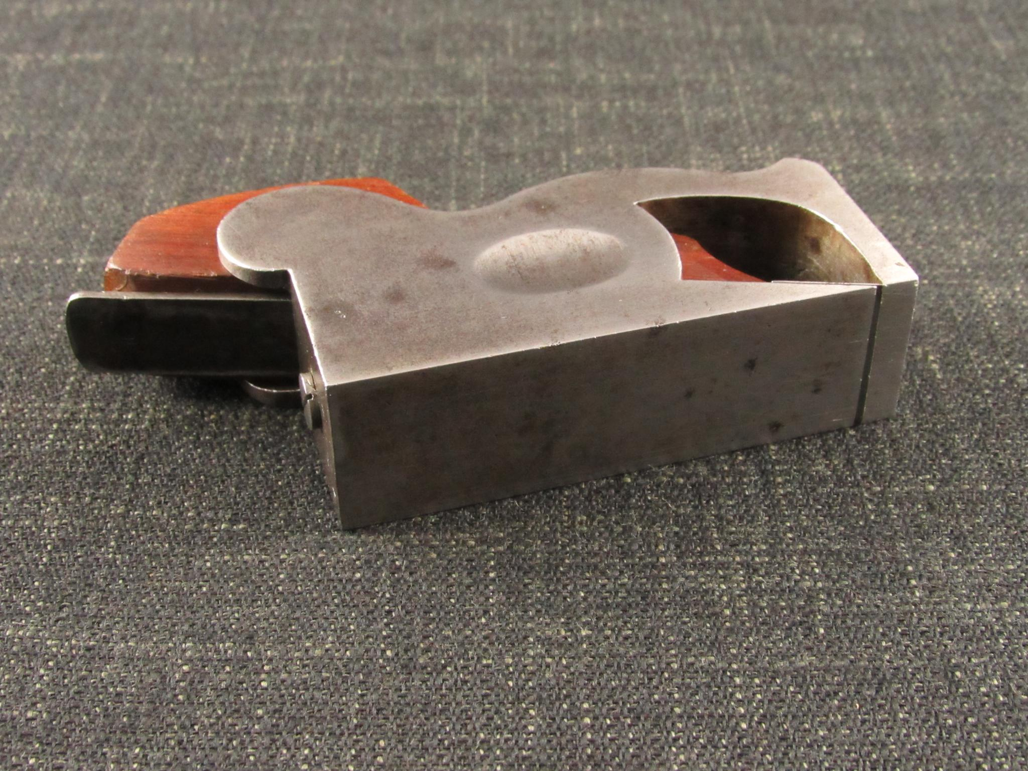 PRESTON Malleable Iron Bull Nose Plane - Square Nose No.1344L