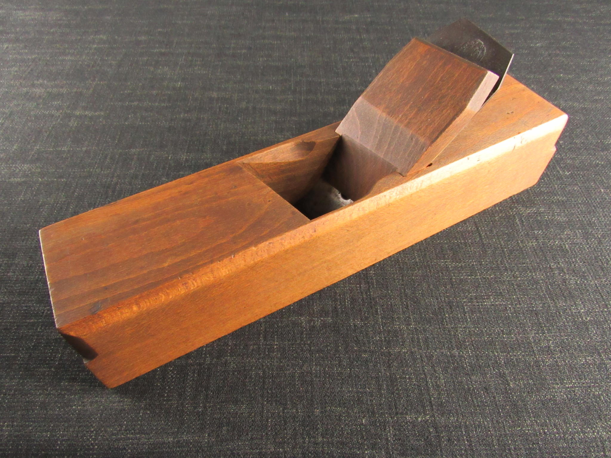 Wooden Mitre Block Plane or Shooting Plane - J BAXTER Wadsley Bridge