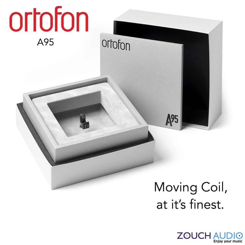 Ortofon A95 - Moving Coil, at it's finest