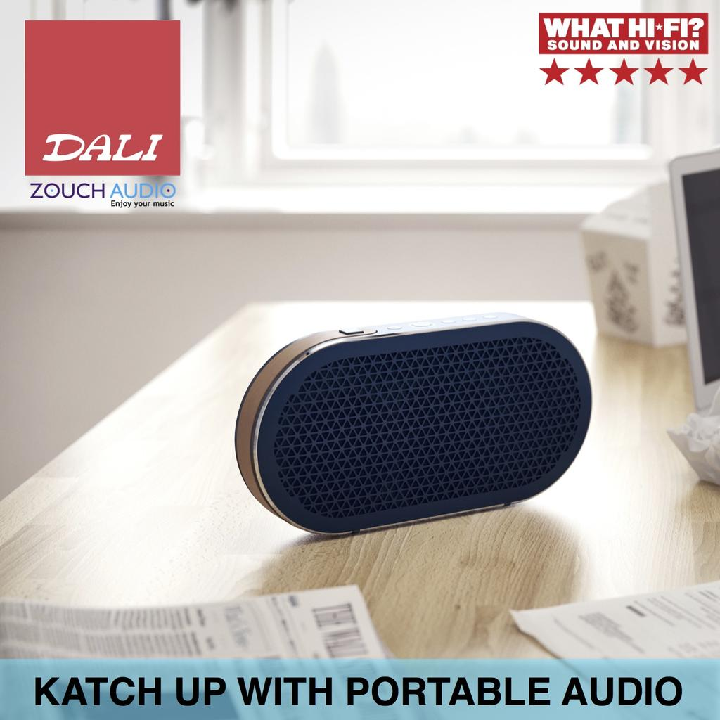 Dali - Katch up with Portable Audio