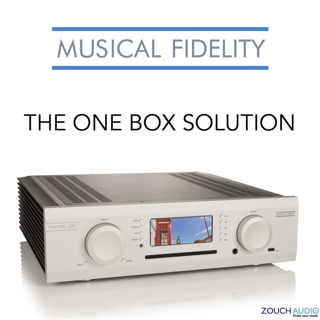 Musical Fidelity - The One Box Solution