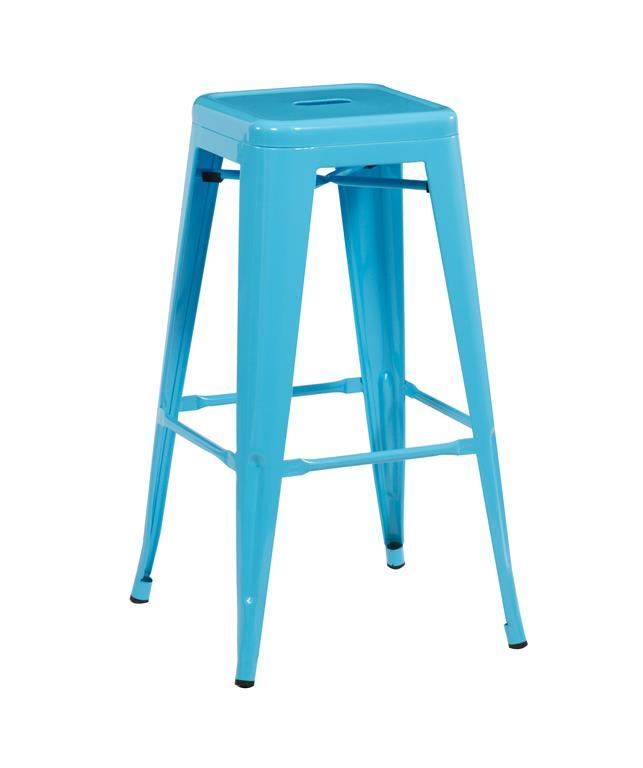Bronx Blue Bedroom Project: Buy The Pair Of Siena Blue Bar Stools At Furniture Octopus