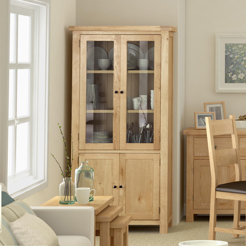 beautiful oak painted dining room furniture from furniture octopus display cabinets