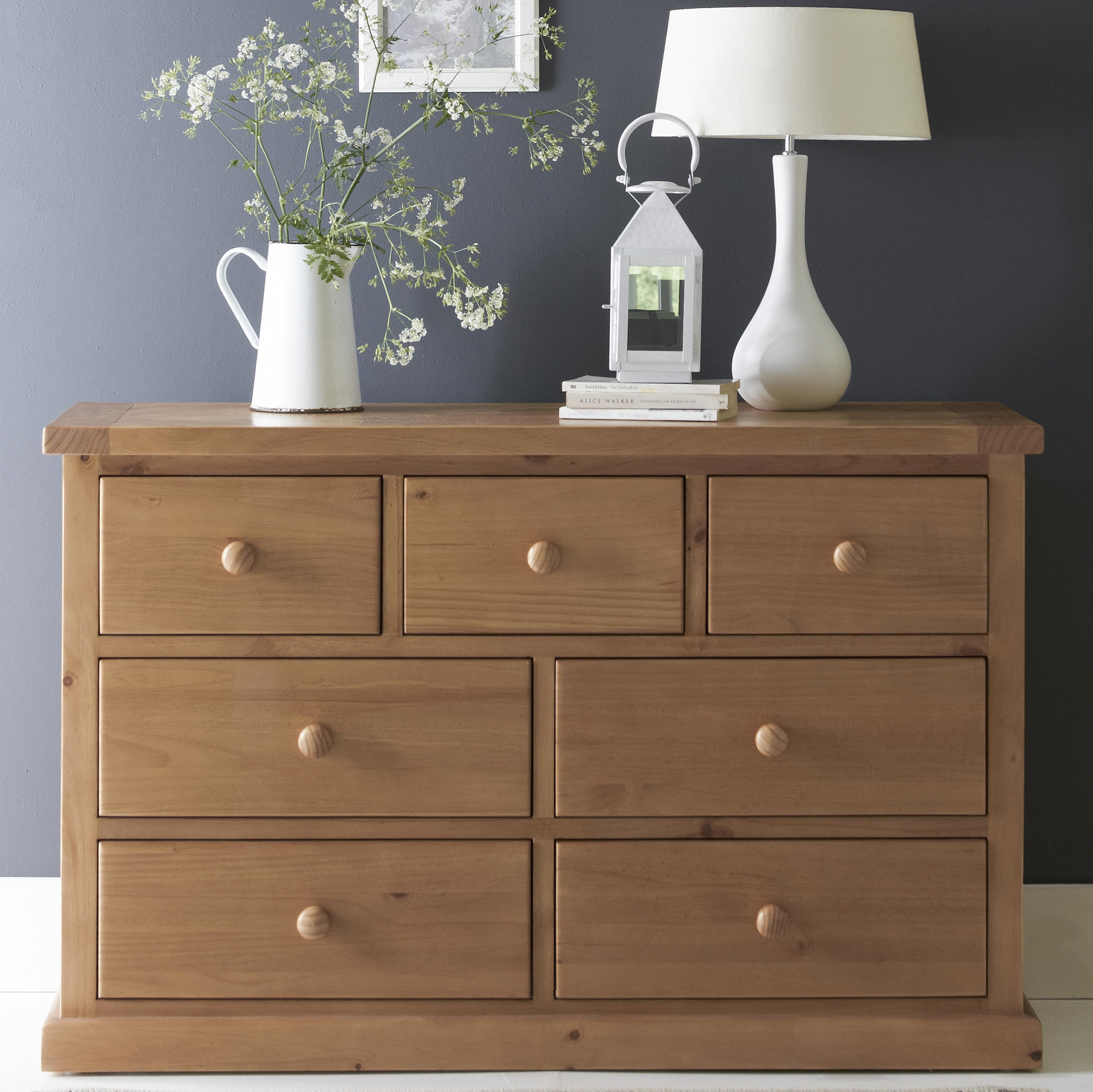 dresser drawers drawer full products rustic six metal fine of furniture chests extension modern with