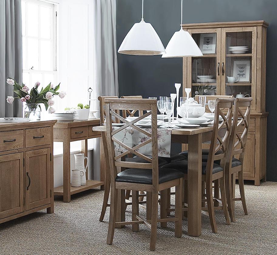 Buy The Toronto Modern Oak Large Coffee Table At Furniture