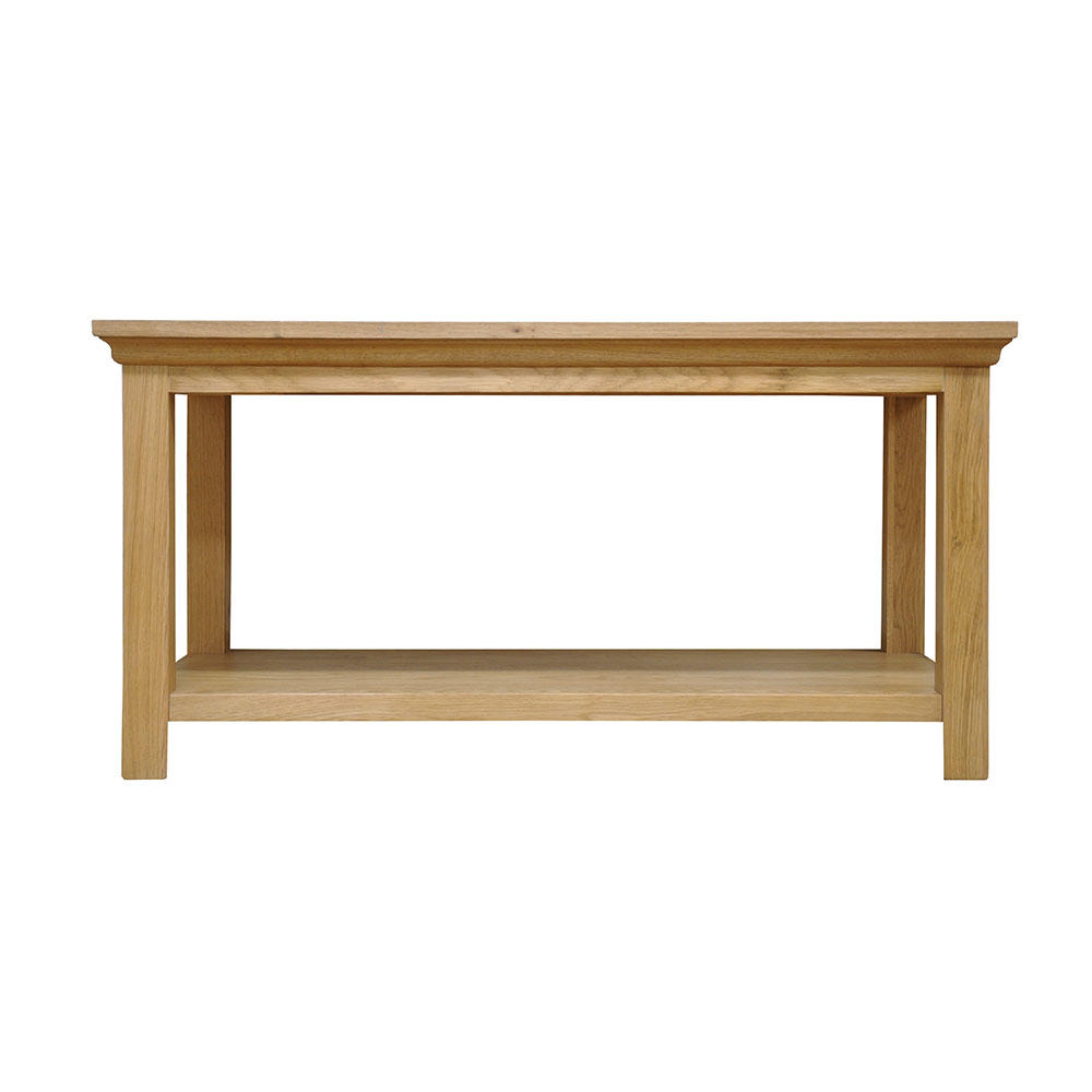 Buy The Toronto Modern Oak Medium Coffee Table At