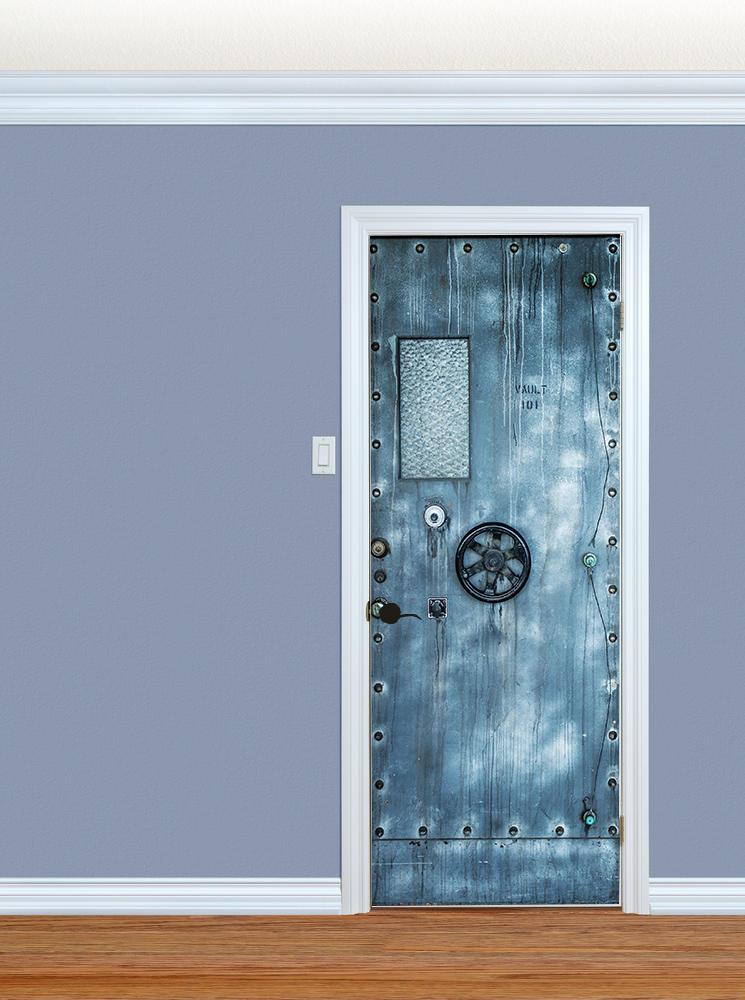 Door wraps uk vinyl door wraps wooden door vinyl door - Garage door vinyl wrap ...