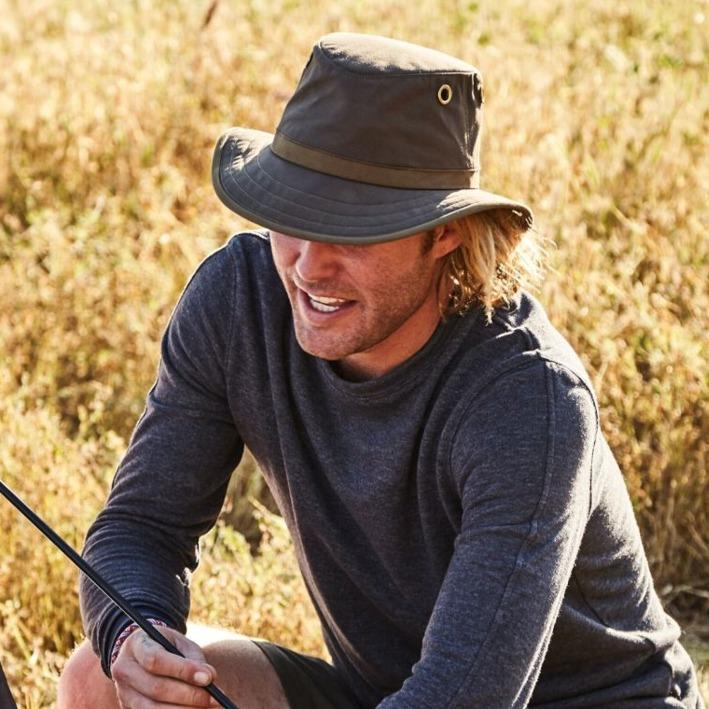 Tilley TWC7 Outback Waxed Cotton Hat  53d5203c4b7