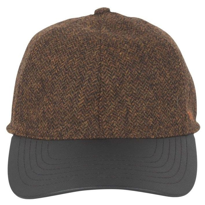54aec861b7 Tilley TBC1 Tec-Wool Base Ball Cap Rust | Winter Headwear | H2snow Outdoors