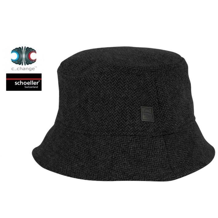 Tilley TTH2 Tuckaway Hat Black  c4daa42ea899