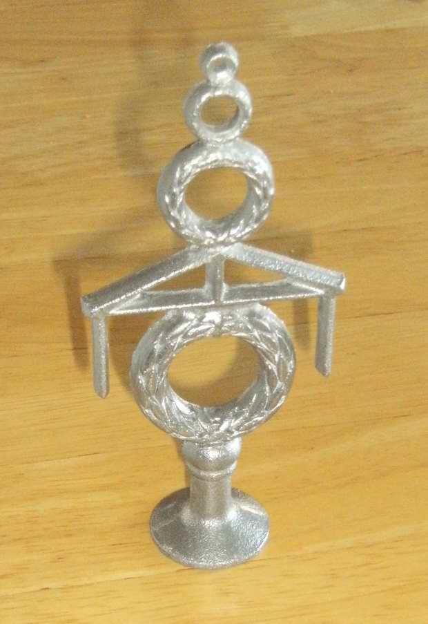 Roman Legion - Rad Cap Emblem