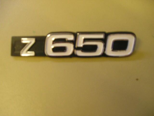 Side panel badge KH250
