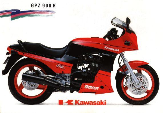 GPZ WATER COOLED