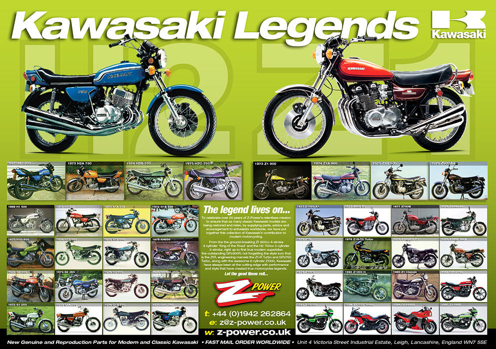 THE Z-POWER BIG POSTER