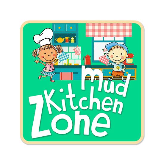 Mud Kitchen Signs: Mud Kitchen