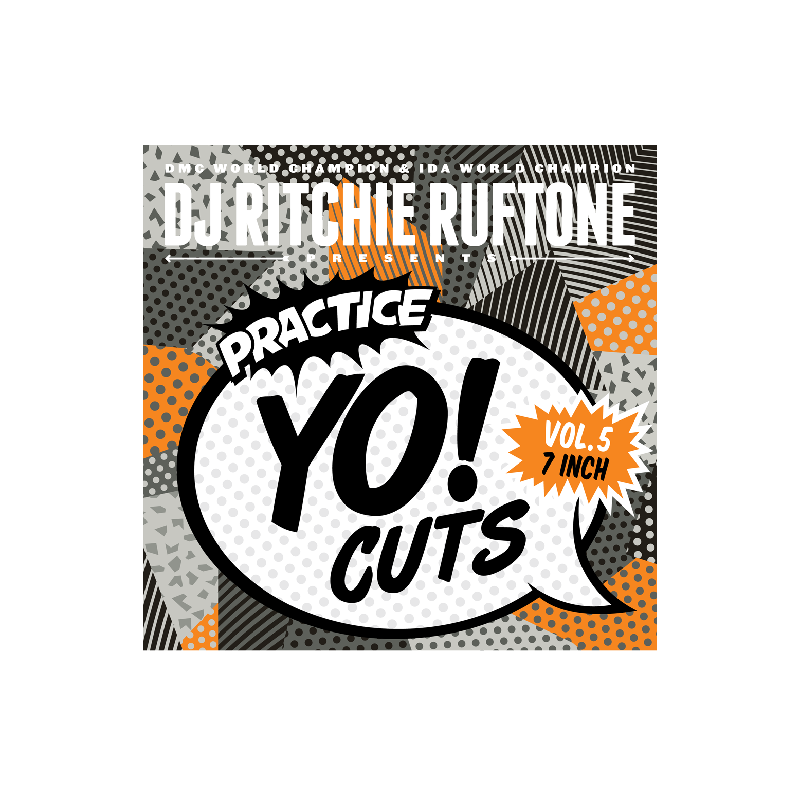 Practice Yo! Cuts v5 7 inch