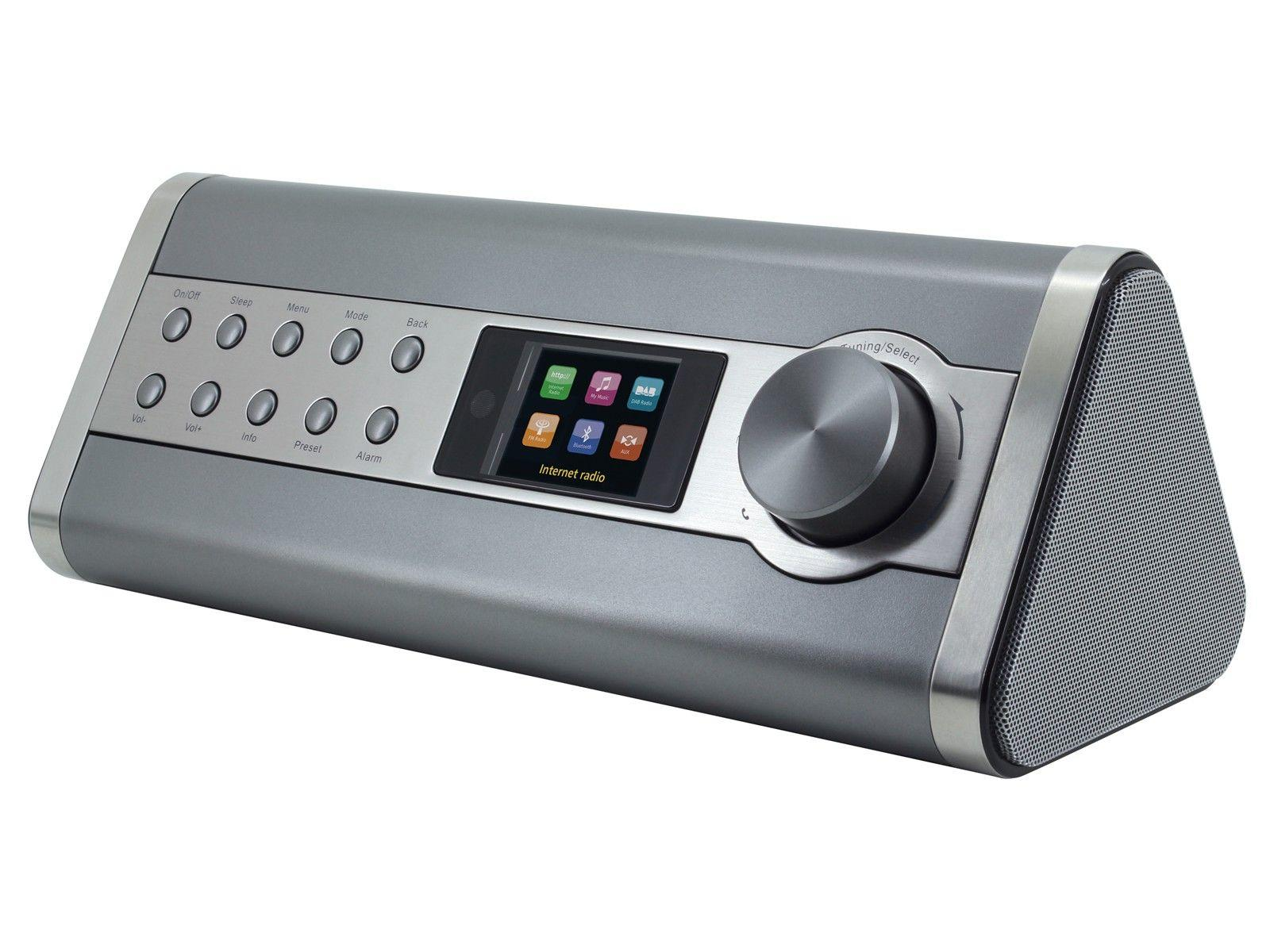 Buy soundmaster IR3200 Bluetooth Speaker with Digital ...