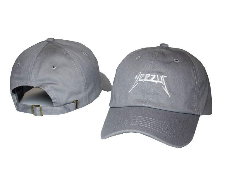 bd4830536471 Yeezus Tour Gray - Baseball Cap