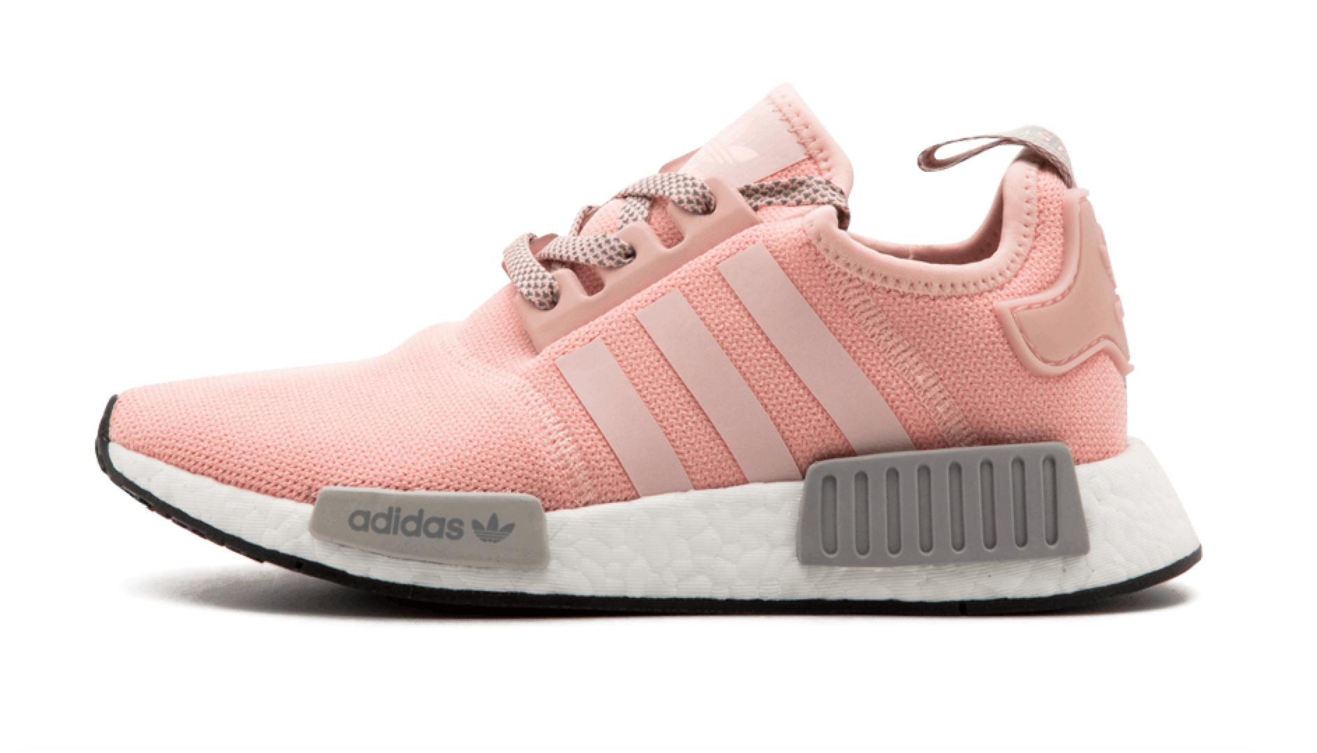 ecd3d9cb6 Adidas NMD R1 Pink Grey